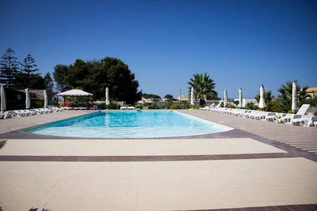 Sicilie Trapani Appartamenten Met Zwembad Vlakbij Zee En Zoutpannen 1d