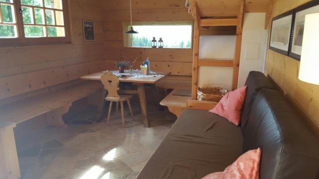Sudtirol Vakantie Berghut Met Hotel Faciliteiten 10