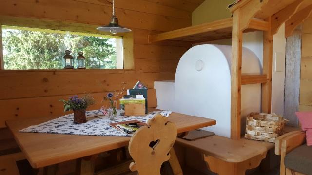 Sudtirol Vakantie Berghut Met Hotel Faciliteiten 11