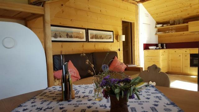Sudtirol Vakantie Berghut Met Hotel Faciliteiten 12