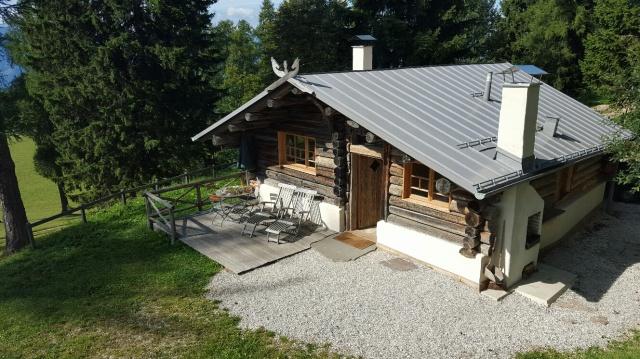 Sudtirol Vakantie Berghut Met Hotel Faciliteiten 17