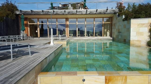 Sudtirol Vakantie Berghut Met Hotel Faciliteiten 40