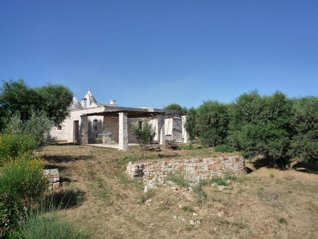 Trulli Lamie Met Gedeeld Zwembad Istria Vallei Puglia Zuid Italie 6i