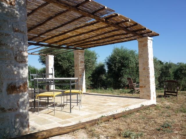 Trulli Lamie Met Gedeeld Zwembad Istria Vallei Puglia Zuid Italie 6j