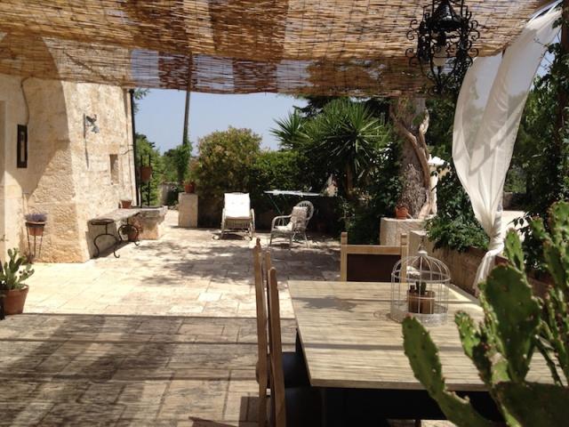 Trullo Complex Met Zwembad Jacuzzi Alberobello Puglia 6
