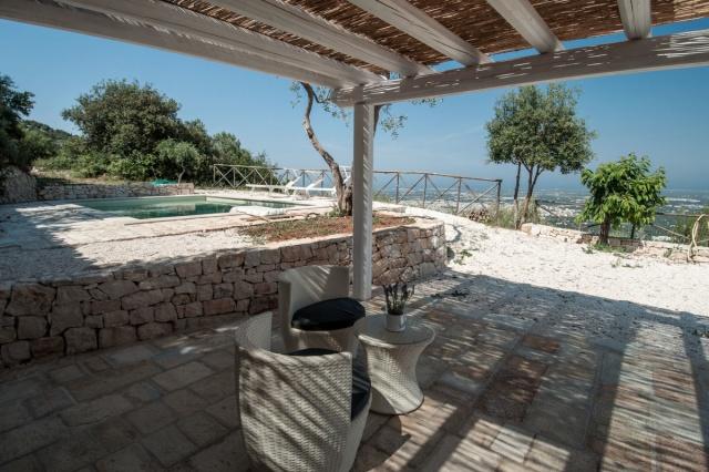Trullo Met Zwembad Bij Fasano Puglia 7