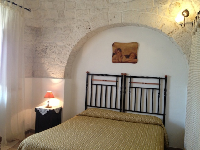 Trullo Vakantiecomplex Met Zwembad Jacuzzi Alberobello Puglia 12
