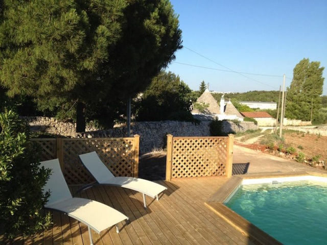 Trullo Vakantiecomplex Met Zwembad Jacuzzi Alberobello Puglia 2