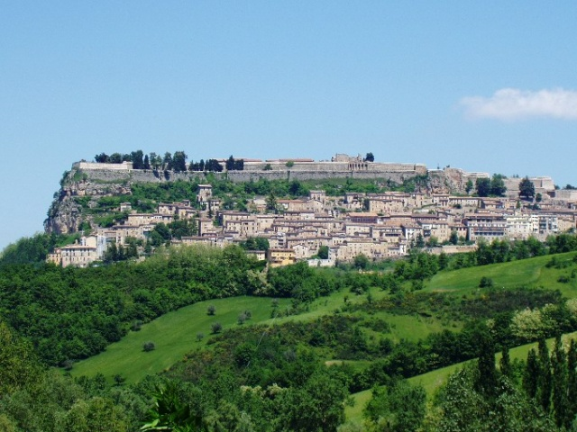 Uitzicht Abruzzo Vakantiehuis LMV1460