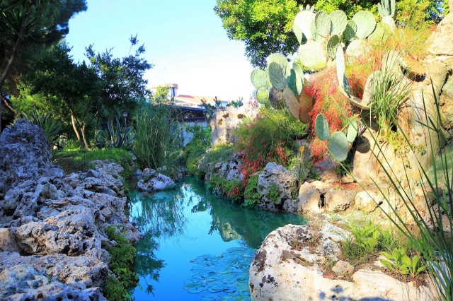 Vakantiecomplex In Lecce Met Zwembad En Jacuzzi 30
