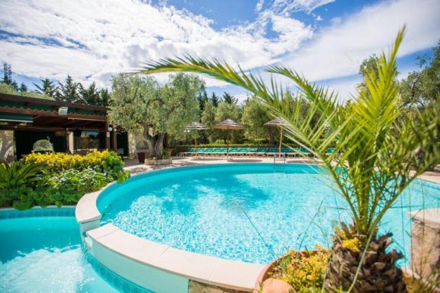 Vakantiepark Kleinschalig Vieste In Gargano 1