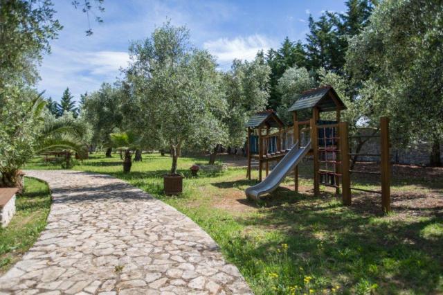 Vakantiepark Kleinschalig Vieste In Gargano 14