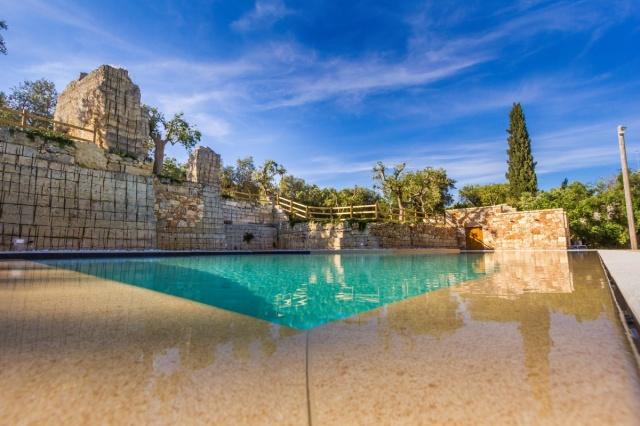 Vakantiepark Salento Lecce Zwembad 11