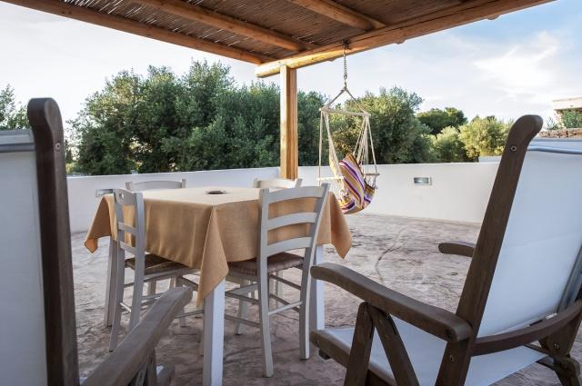 Vakantiepark Salento Lecce Zwembad 14
