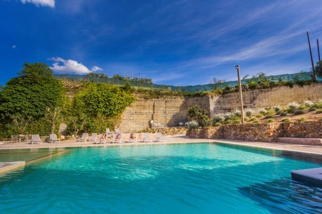 Vakantiepark Salento Lecce Zwembad 4