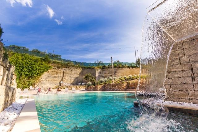 Vakantiepark Salento Lecce Zwembad 6