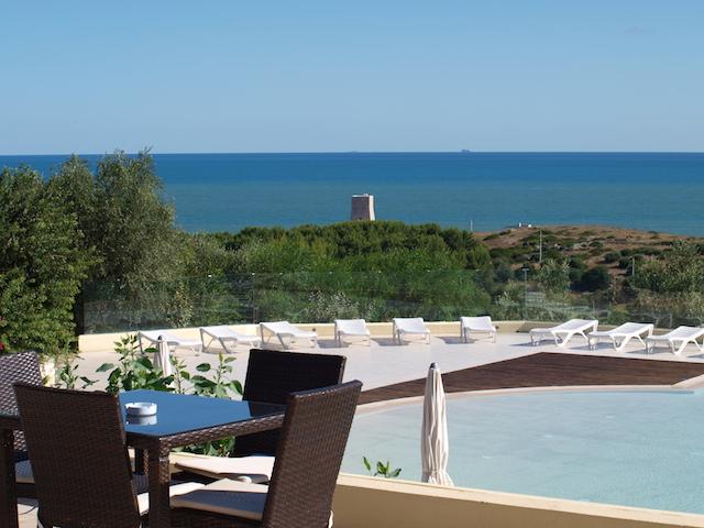 Vakantiepark Vieste Gargano Direct Aan Zee Puglia 1