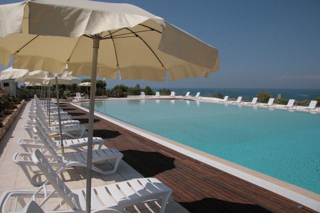 Vakantiepark Vieste Gargano Direct Aan Zee Puglia 12