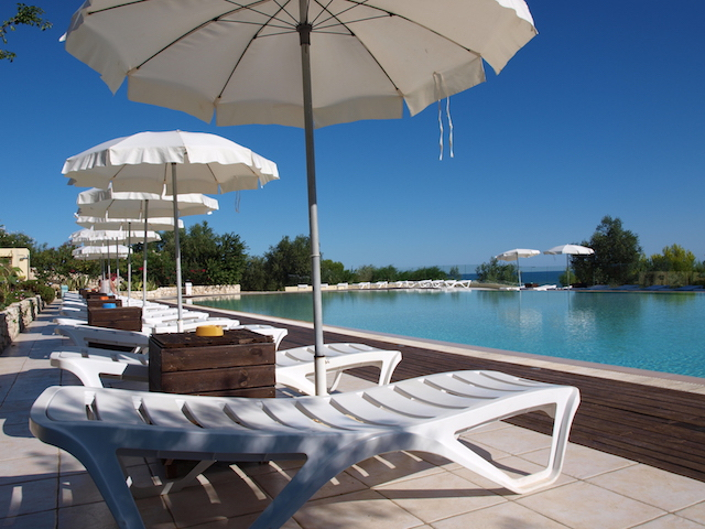 Vakantiepark Vieste Gargano Direct Aan Zee Puglia 2