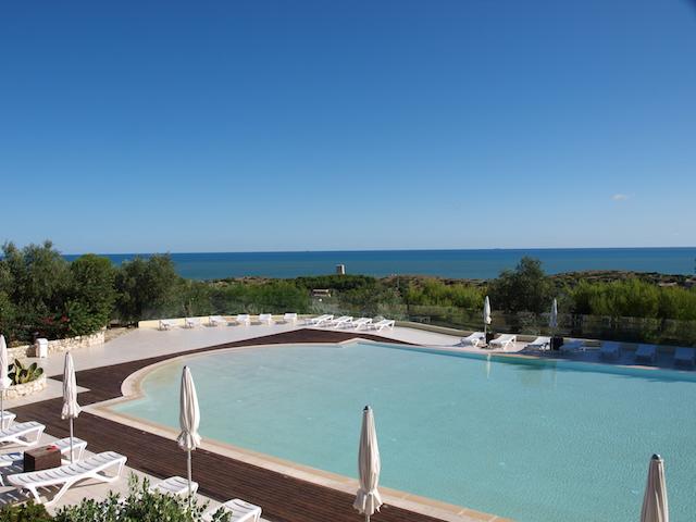 Vakantiepark Vieste Gargano Direct Aan Zee Puglia 3