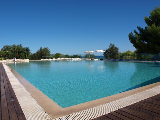 Vakantiepark Vieste Gargano Direct Aan Zee Puglia 4