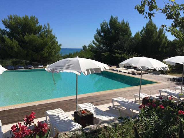 Vakantiepark Vieste Gargano Direct Aan Zee Puglia 5
