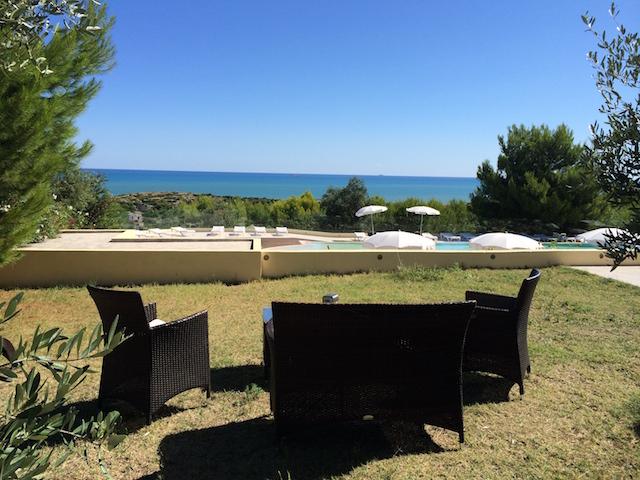 Vakantiepark Vieste Gargano Direct Aan Zee Puglia 7
