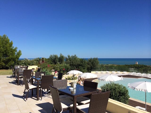 Vakantiepark Vieste Gargano Direct Aan Zee Puglia 9
