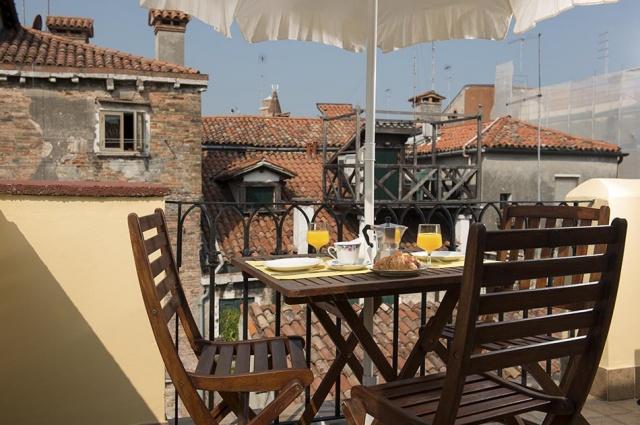 Venetie Vakantieappartement Centrum Met Dakterras 3