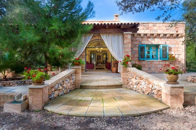 Villa Met Overdekte Veranda En Zwembad Bij Otranto 11