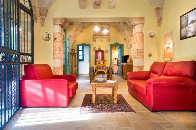 Villa Met Overdekte Veranda En Zwembad Bij Otranto 13