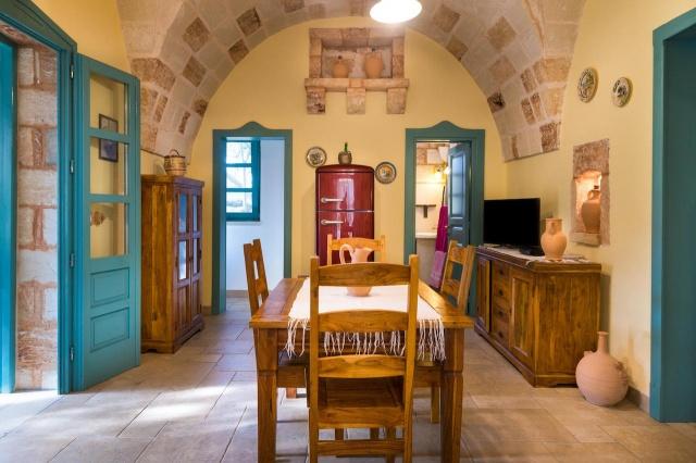 Villa Met Overdekte Veranda En Zwembad Bij Otranto 14
