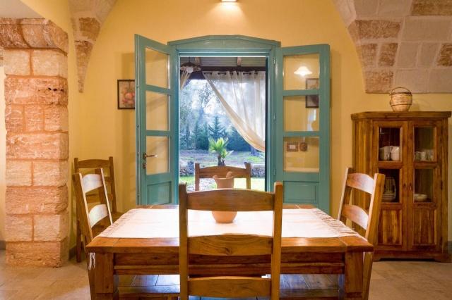 Villa Met Overdekte Veranda En Zwembad Bij Otranto 15