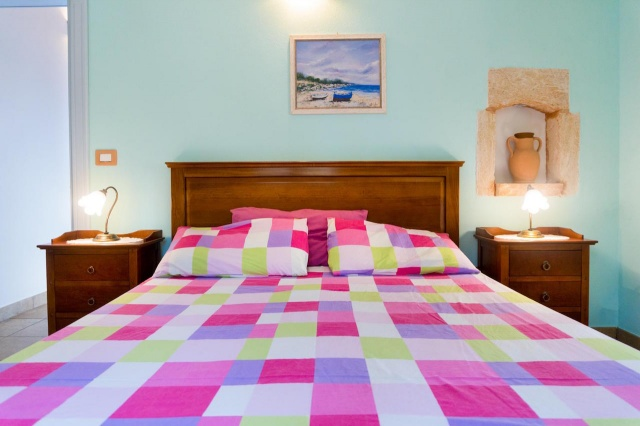 Villa Met Overdekte Veranda En Zwembad Bij Otranto 18