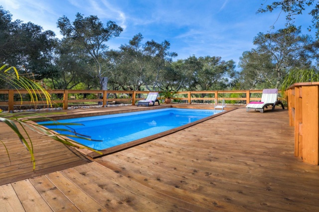 Villa Met Overdekte Veranda En Zwembad Bij Otranto 2