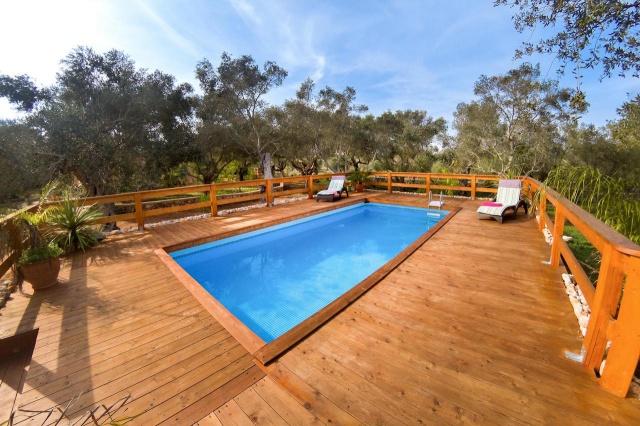 Villa Met Overdekte Veranda En Zwembad Bij Otranto 6