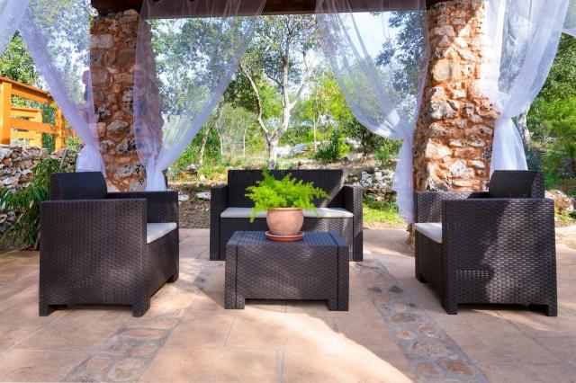 Villa Met Overdekte Veranda En Zwembad Bij Otranto 8