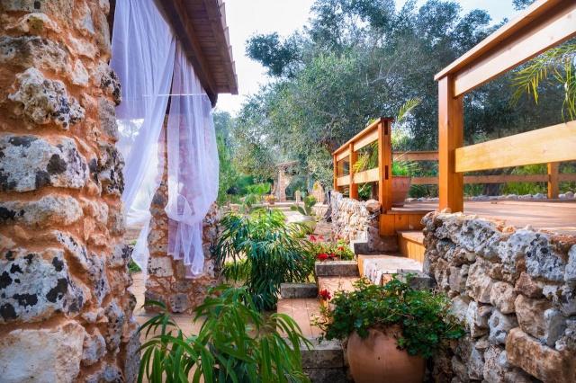 Villa Met Overdekte Veranda En Zwembad Bij Otranto 9
