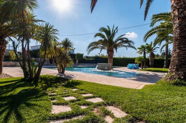 Villa Met Zwembad En Tennisbaan Martina Franca 12