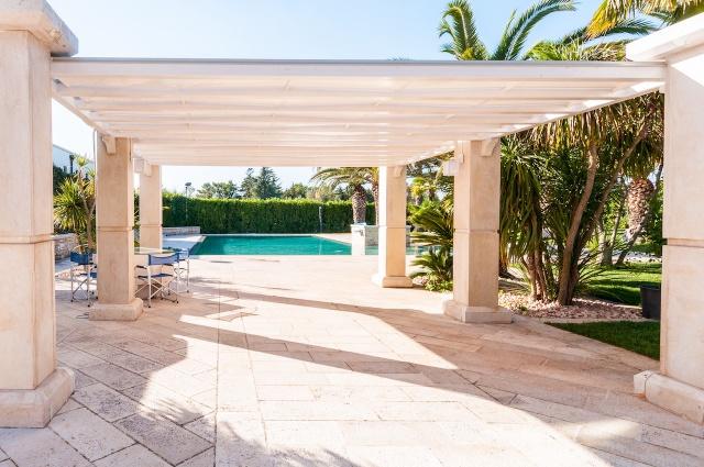 Villa Met Zwembad En Tennisbaan Martina Franca 19