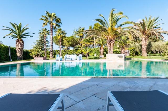Villa Met Zwembad En Tennisbaan Martina Franca 3