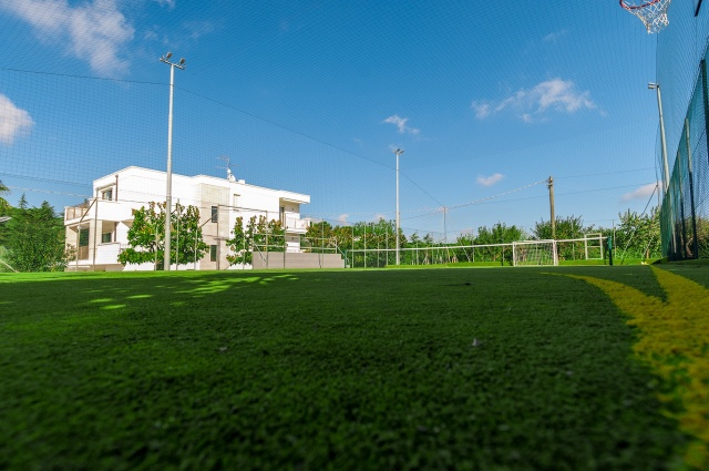 Villa Met Zwembad En Tennisbaan Martina Franca 33