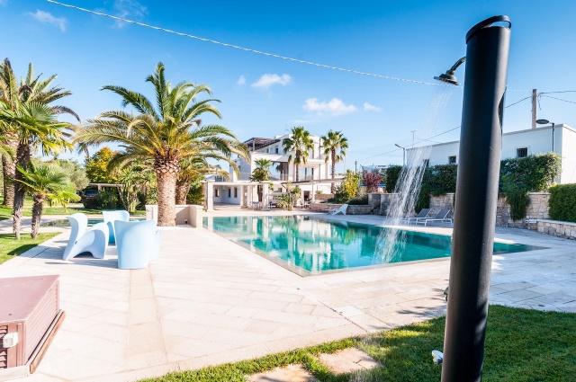 Villa Met Zwembad En Tennisbaan Martina Franca 5