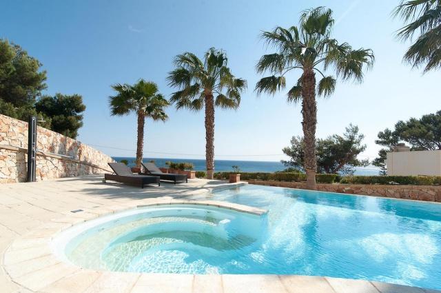 Villa Met Zwembad En Zeezicht Puglia 11