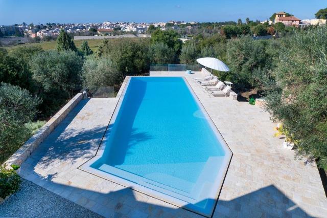 Vrijstaand Villa Casarano Puglia Met Prachtig Zwembad 2
