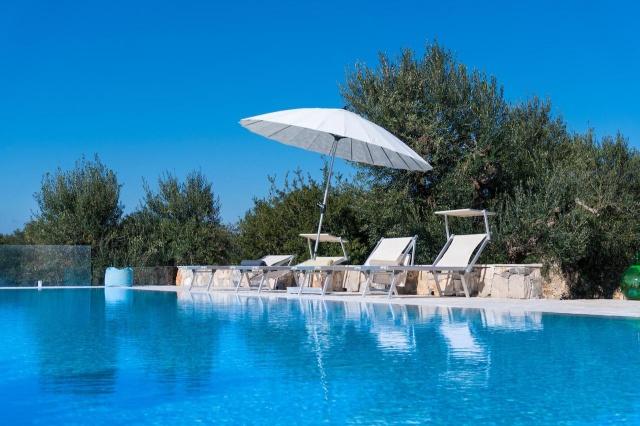 Vrijstaand Villa Casarano Puglia Met Prachtig Zwembad 28