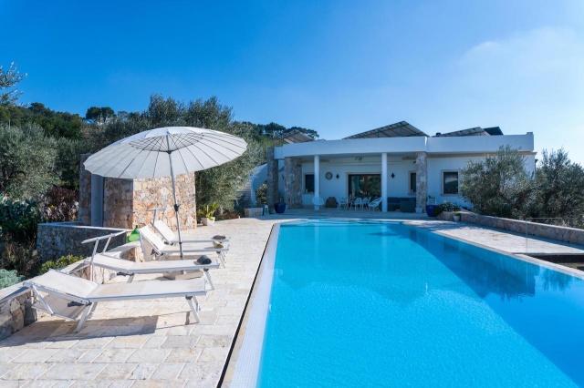 Vrijstaand Villa Casarano Puglia Met Prachtig Zwembad 29