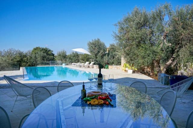 Vrijstaand Villa Casarano Puglia Met Prachtig Zwembad 3