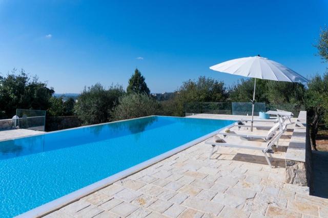 Vrijstaand Villa Casarano Puglia Met Prachtig Zwembad 5