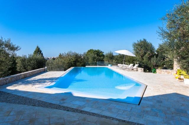Vrijstaand Villa Casarano Puglia Met Prachtig Zwembad 6